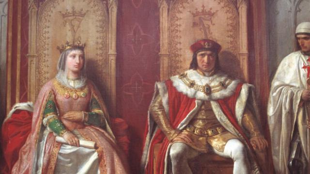 Marriage of Isabel y Fernando