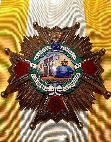 Gran Cruz de la Orden de Isabel la Católica