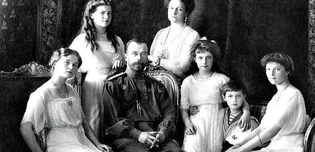 Asesinato del zar Nicolás II y su familia
