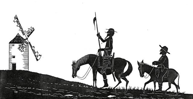 Influencia del Quijote