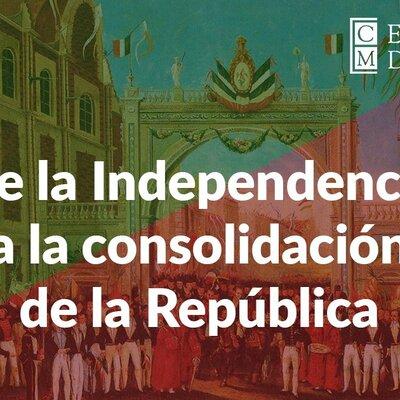 Independencia y Consolidación de la República timeline