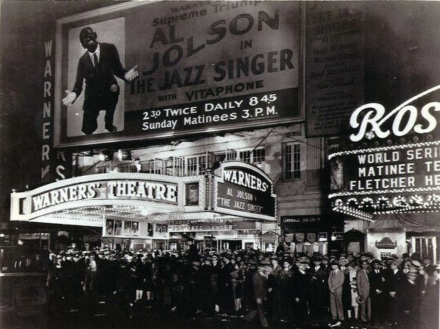 Warner's Theatre
