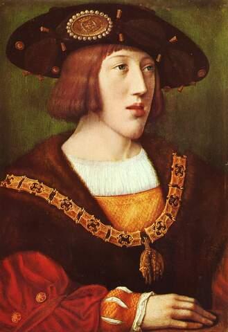 Carles I es torna rei