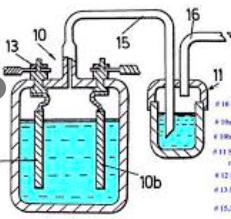 Generador de hidrógeno (motor impulsado por agua)
