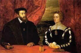Casament de Carles I, V