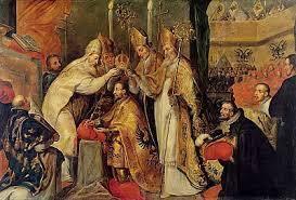 Coronació de Carles V, emperador Imperi de Sacre