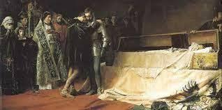 Mort de Isabel de Portugal