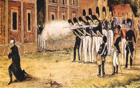 Fusilamiento de Morelos