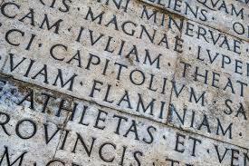 El inicio del latín  siglo VIII A.C