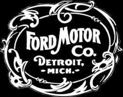 Fundación de la empresa FORD