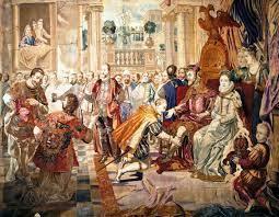 L'Abdicació d'en Carles V