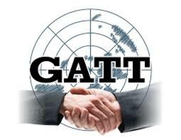 Creación de la GATT