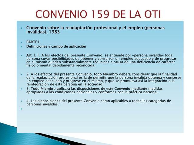 ORGANIZACIÓN MUNDIAL DEL TRABAJO (OIT)