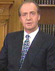 Incoronazione di Juan Carlos di Spagna