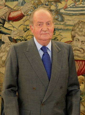 Abdicazione di Juan Carlos di Spagna