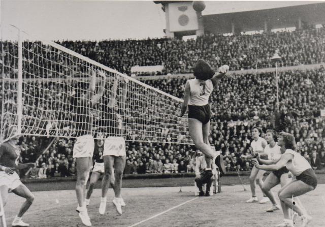 Los primeros campeonatos nacionales