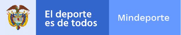 Ministerio del Deportede la República de Colombia.