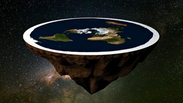 Tales de Mileto introduce su concepto sobre la Tierra.
