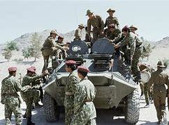 La URSS envía tropas a Afganistán