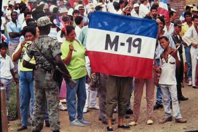Movimiento 19 de Abril (M-19)