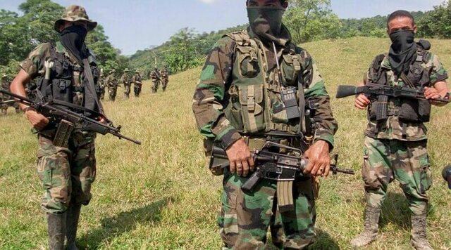 Paramilitarismo y grupo de autodefensas