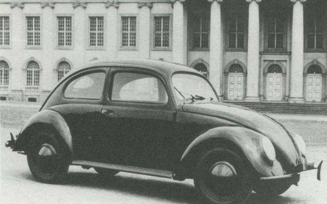 automovil en 1950