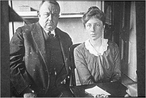 Frank y Lilian Gilbreth