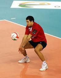 Recepción en el voleibol