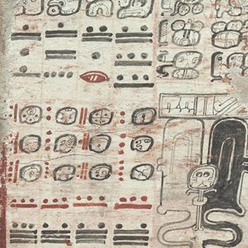 Los mayas crean el cero.