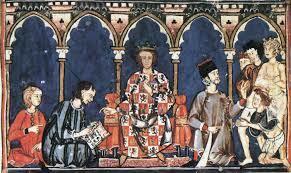El rey Alfonso