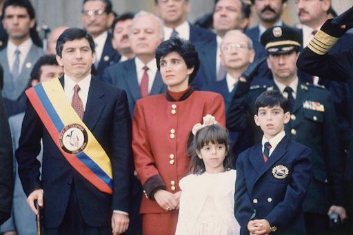 Government of César Gaviria Trujillo