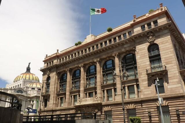Creación del banco de Mexico