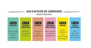 Descubrimiento de los 6 estilos del Liderazgo.