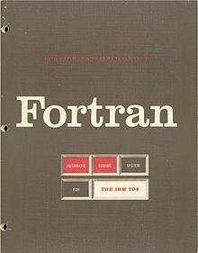 El desarrollo y la publicación de FORTRAN