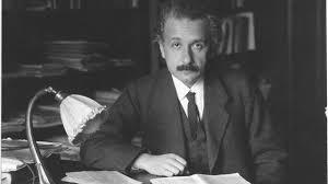 Visita de Einstein