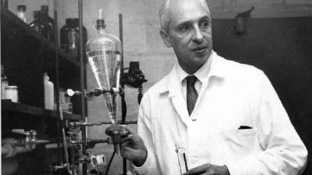 Severo Ochoa obtuvo el Premio Nobel de Fisiología y Medicina.