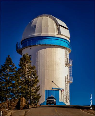 El Observatorio Astronómico.