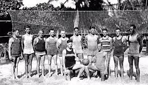 La Asociación de Voleibol Playa de California (CBVA) fue formada