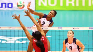 Se prohíbe el bloqueo del saque en el Voleibol