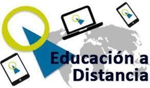 Educación a distancia.