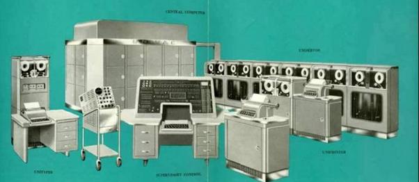 Nace primer ordenador comercial.