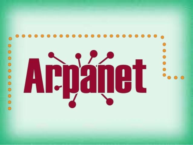 Se crea ARPANET.