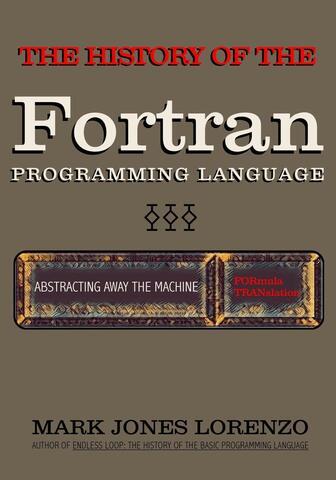 Fortan, en primer lenguaje de programación.