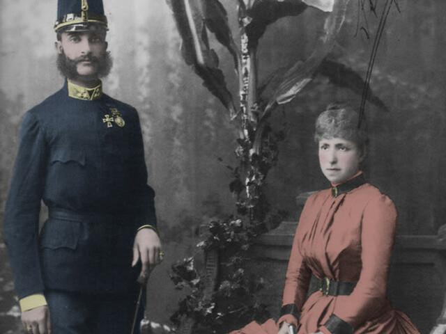 Matrimonio de Alfonso XII con María Cristina de Habsburgo-Lorena