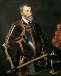 Heir: Carlos V of Spain