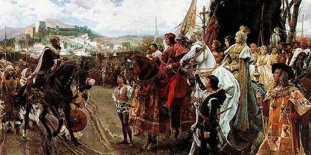 1492: Granada, Boabdil.