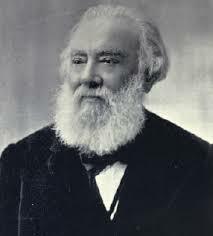 Alexander Melville Bell ( Sim, ele também é o pai do Grahan Bell )