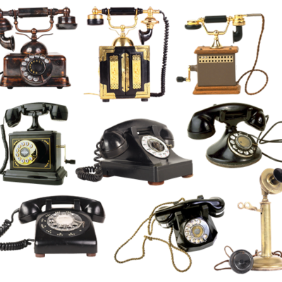 Telèfon timeline