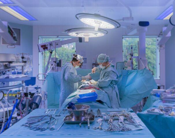 La meva operació