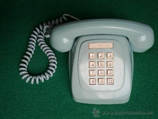 Telèfon amb tecles!